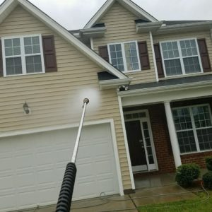 Crystal Blu Pressure Wash | Raleigh, NC Pressure Washing Service