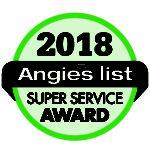 2018 Angie's List Super Service Award, Crystal Blu Pressure Wash